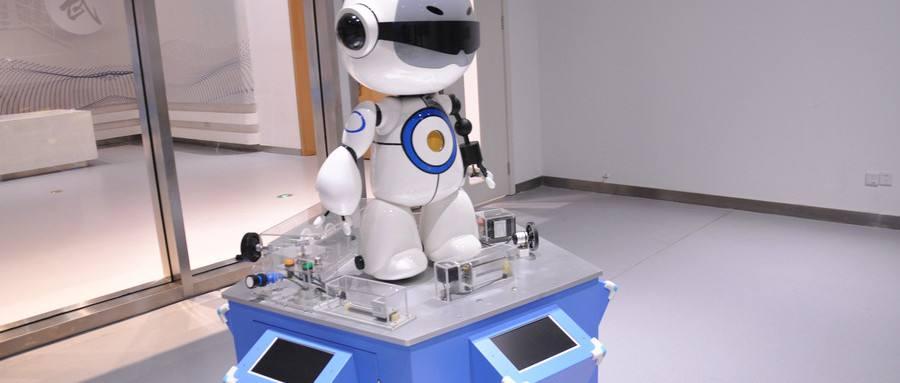 机器人加盟,机器人教育